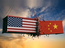 Efectos guerra comercial Estados Unidos vs China